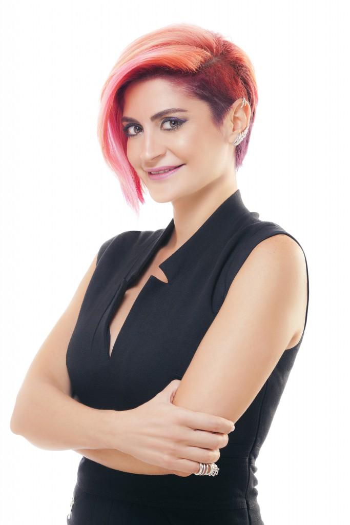 Virna Chakardemian, Creative Director of YEPREM Jewellery