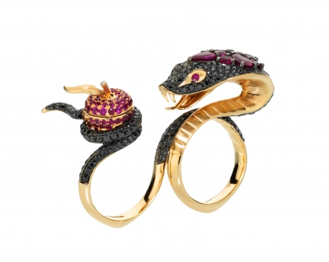 Serpent Ring Of Set