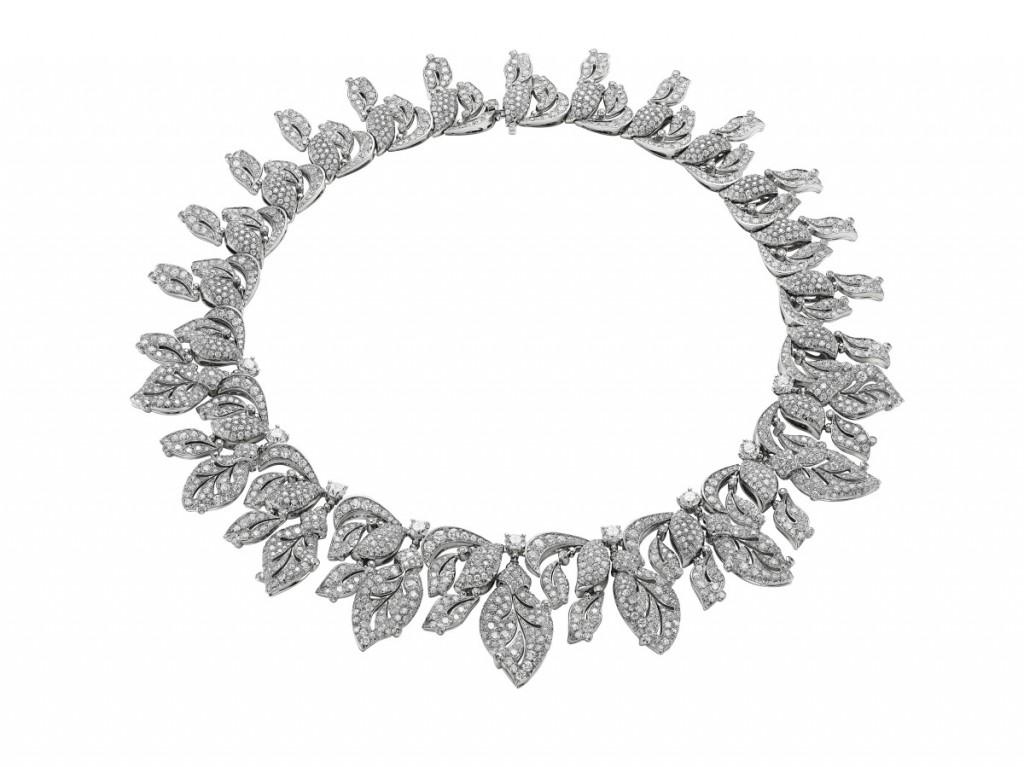 Four Seasons High Jewellery mini-collection Winter