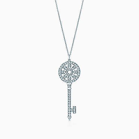 Key pendant tiffany realm of jewellery by lusine chilingarian key pendant tiffany aloadofball Choice Image