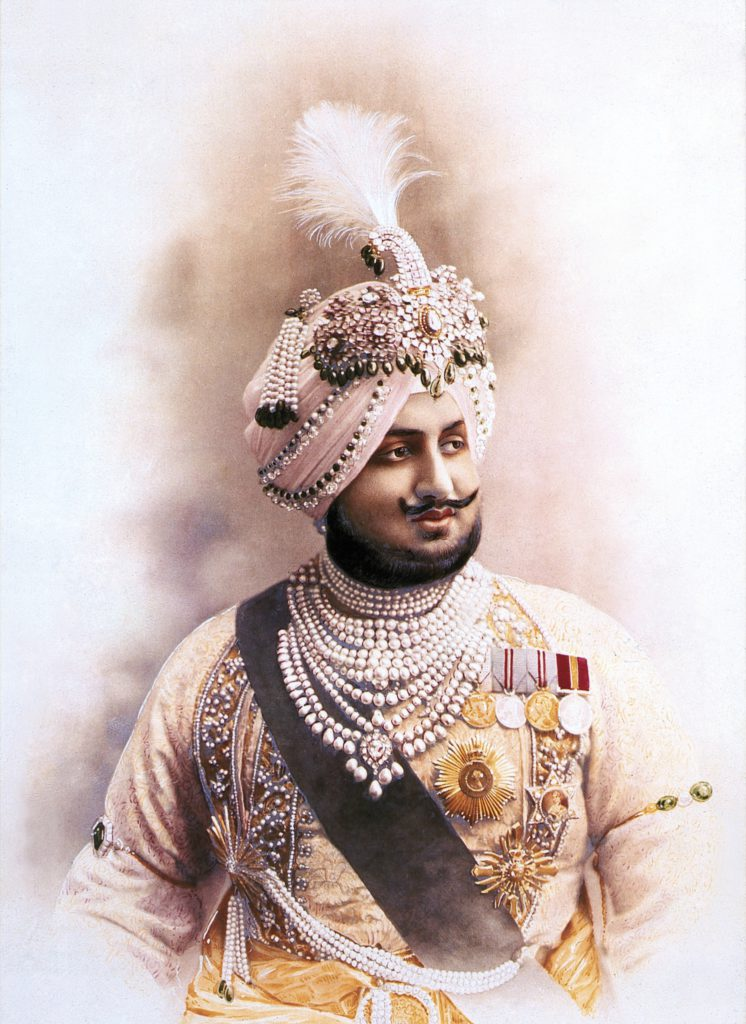 Bhupinder Singh, Maharaja of Patiala