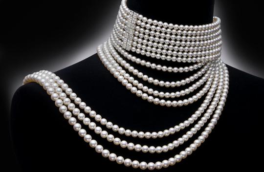 Brio necklace, Mikimoto