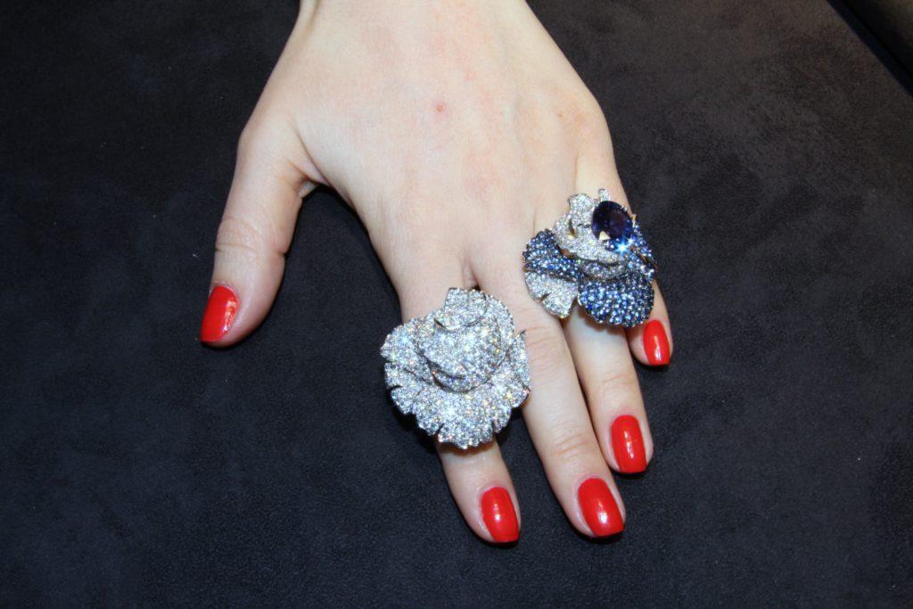Rose rings, Picchiotti