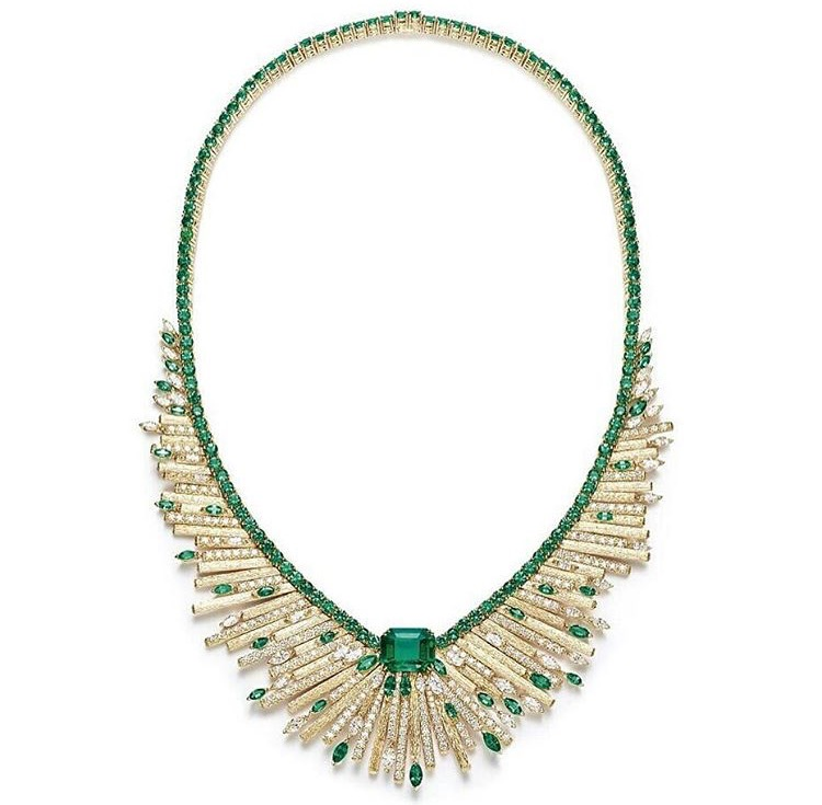 Midnight Sun necklace, Piaget