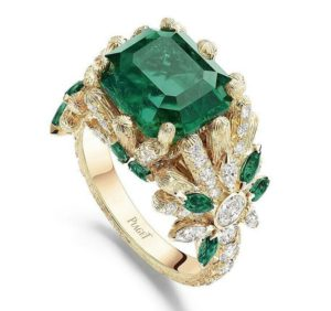 Midnight Sun ring, Piaget