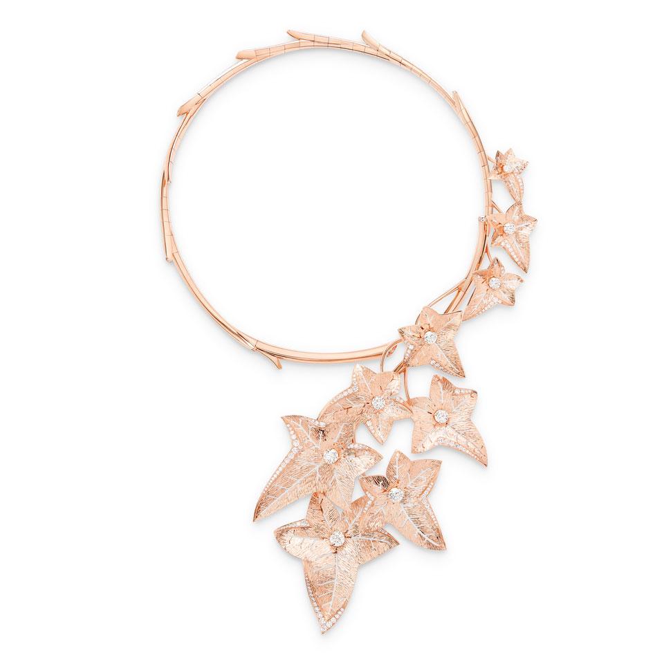 Lierre de Paris necklace, Boucheron